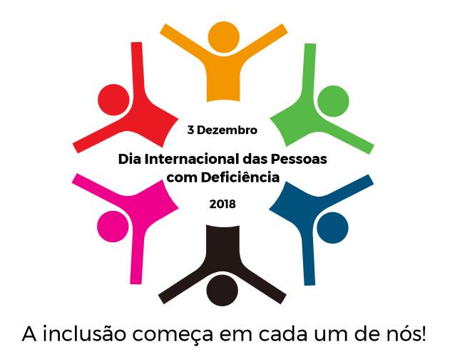 :: DIA INTERNACIONAL DAS PESSOAS COM DEFICIÊNCIA ::