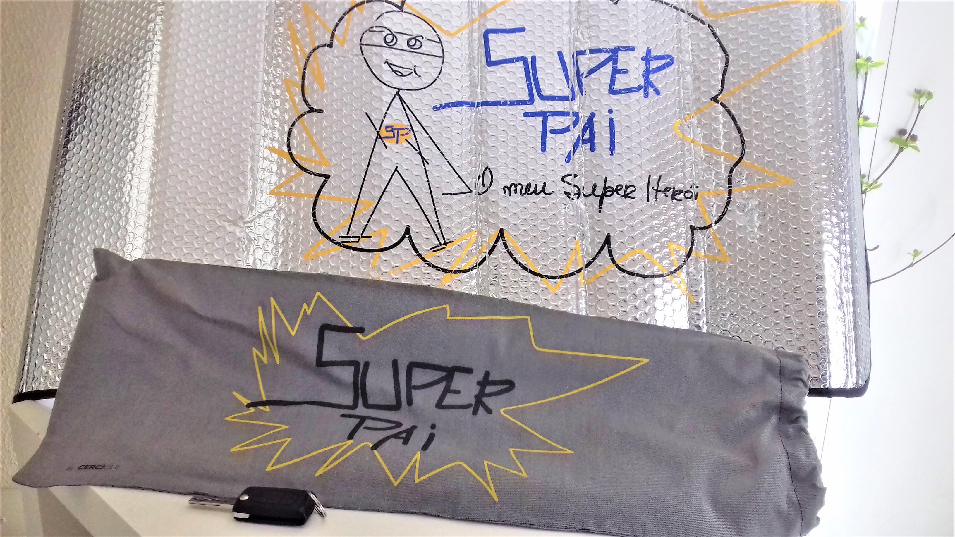 :: UM PRESENTE EXCLUSIVO PARA SUPER PAIS! ::