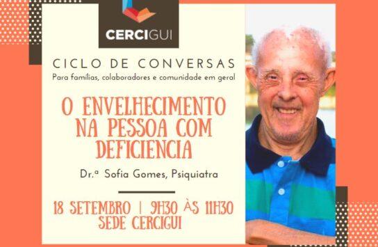 :: O ENVELHECIMENTO DA PESSOA COM DEFICIÊNCIA ::